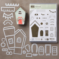 VIDEO: Stampin' Up! Ghost Chocolate Treat Bags using the Sweet Home Halloween Stamp Set
