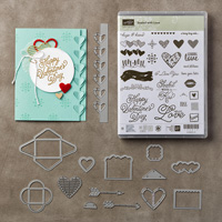 VIDEO: Valentine Box using the new Sealed with Love stamp set!